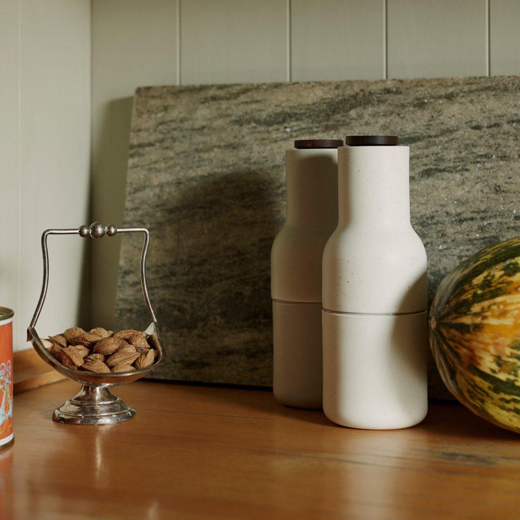 bottle Grinder Ceramic accessoire bouteille vaisselle menu