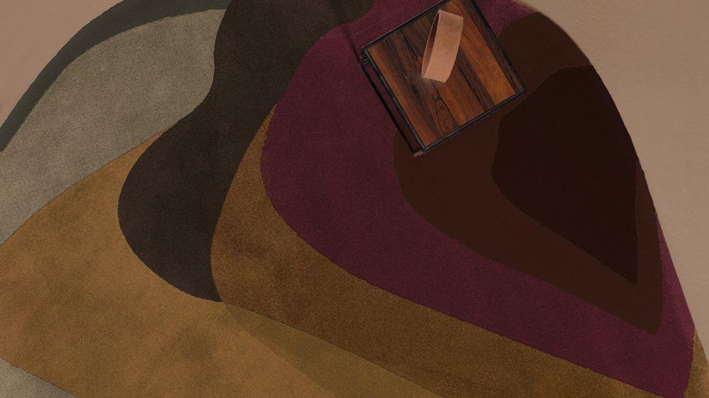 tapis de sol intérieur agate low limited édition