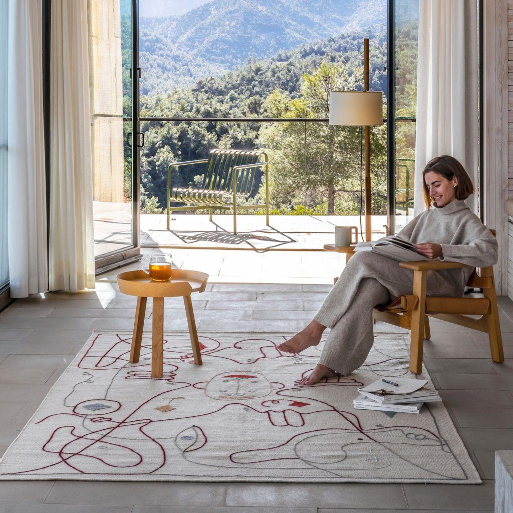 tapis eco design