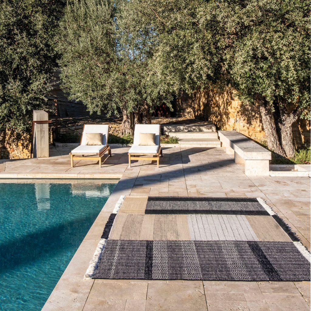 tres outdoor tapis de sol