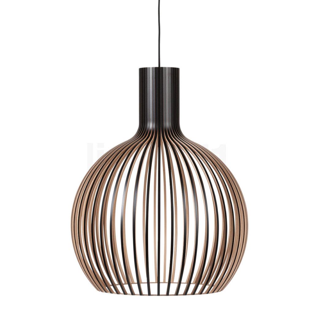 lampe luminaire suspension secto octo 4240 4241