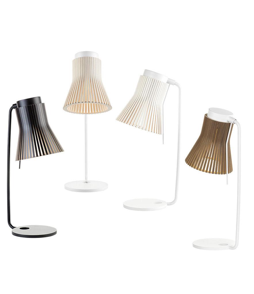 lampe de table petite 4620 secto lampe de chevet
