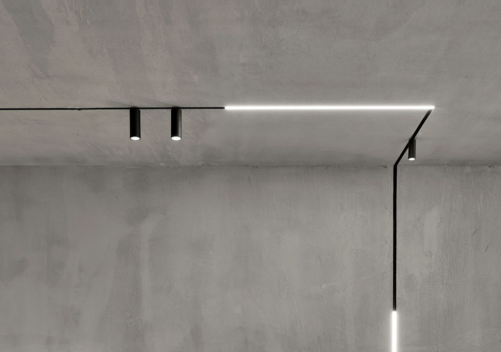 applique luminaire flos the tracking magnet