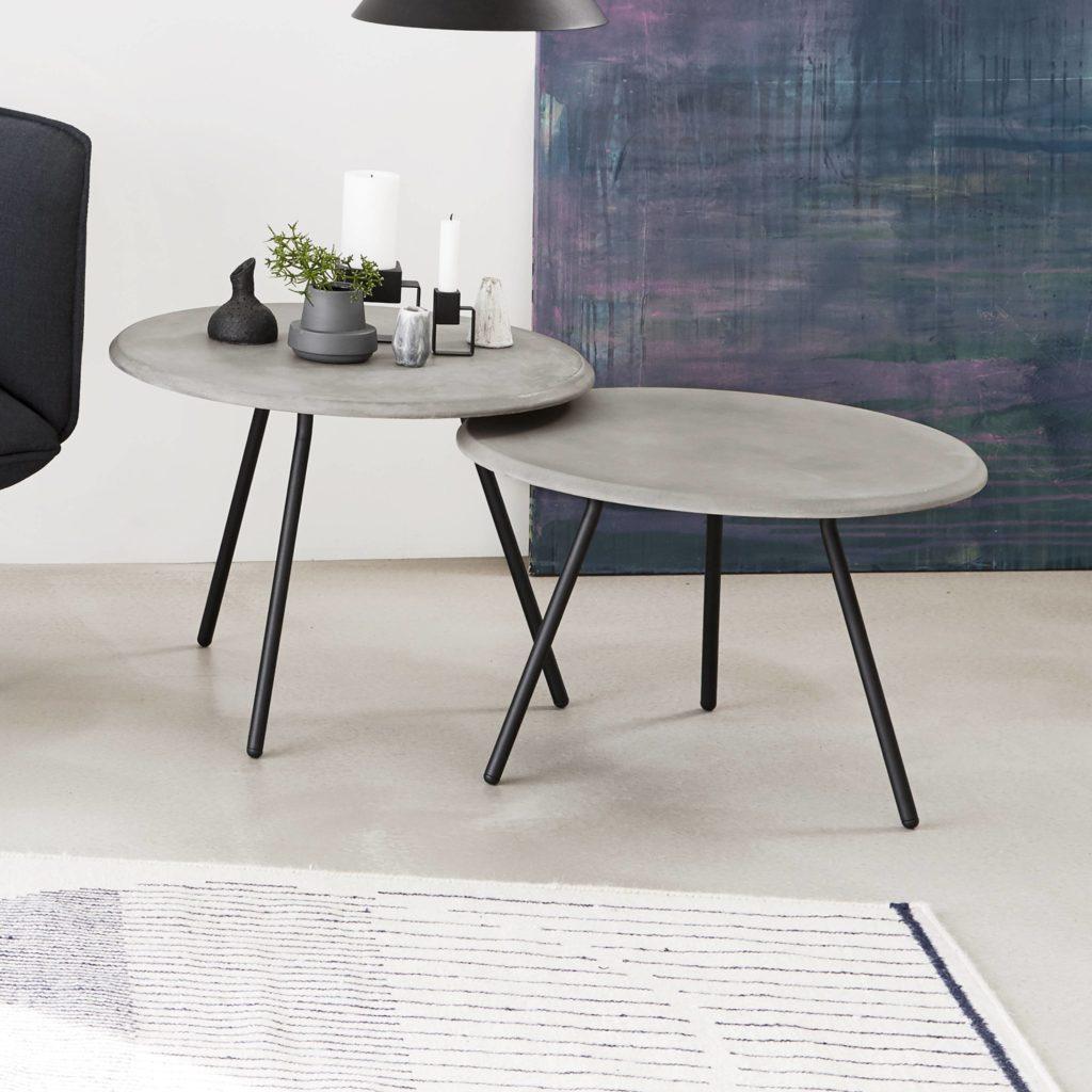 table basse woud soround coffee table