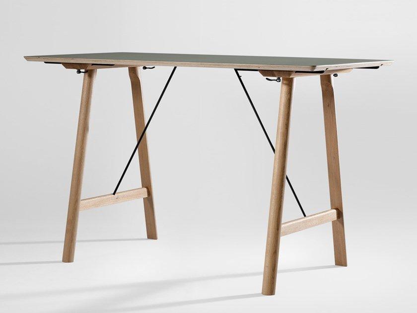table table de repas zeitraum rail high