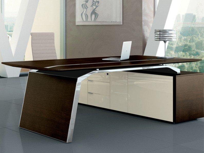 bureaux professionnel table metal bralco