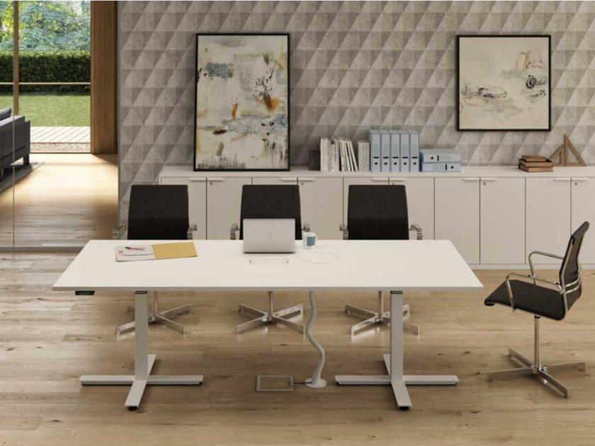 bureaux professionnel winglet bralco table
