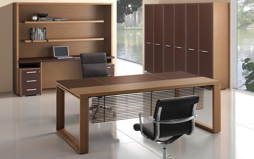 bureaux professionnel table arche bralco
