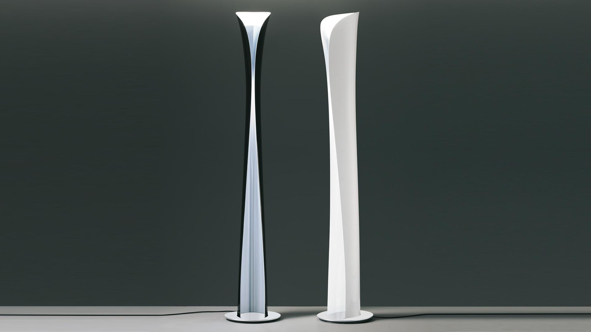 artemide cadmo lampe de sol lampadaire luminaire