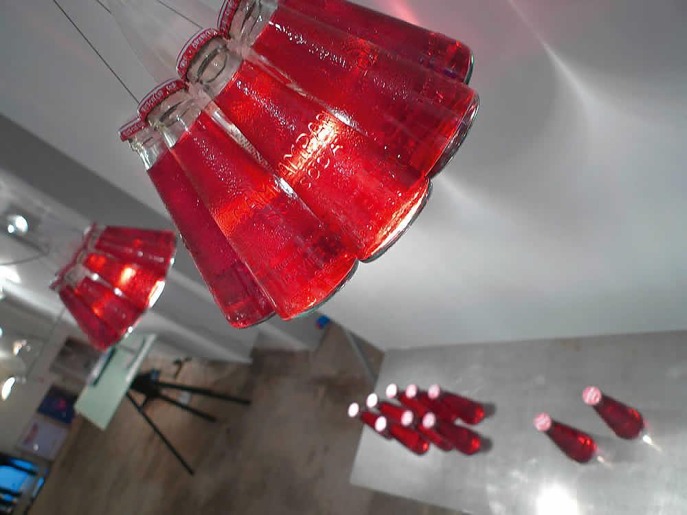 suspension luminaire Campari light ingo maurer
