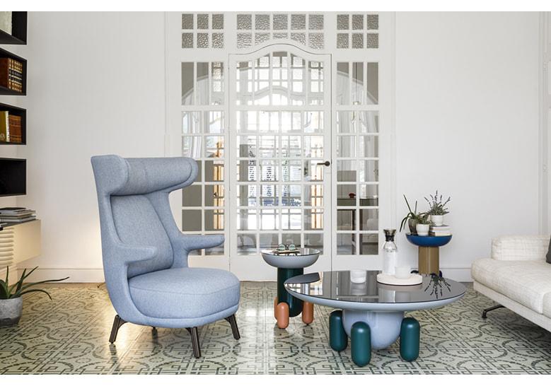 fauteuil intérieur salon Dino hayon edition