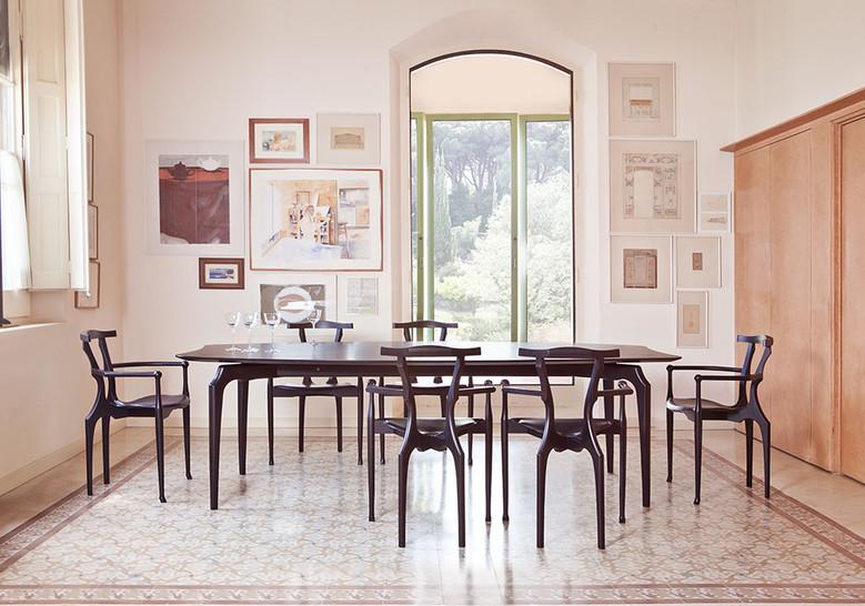 chaise gaulino chair b.d. Barcelona Gaulino chair indoor
