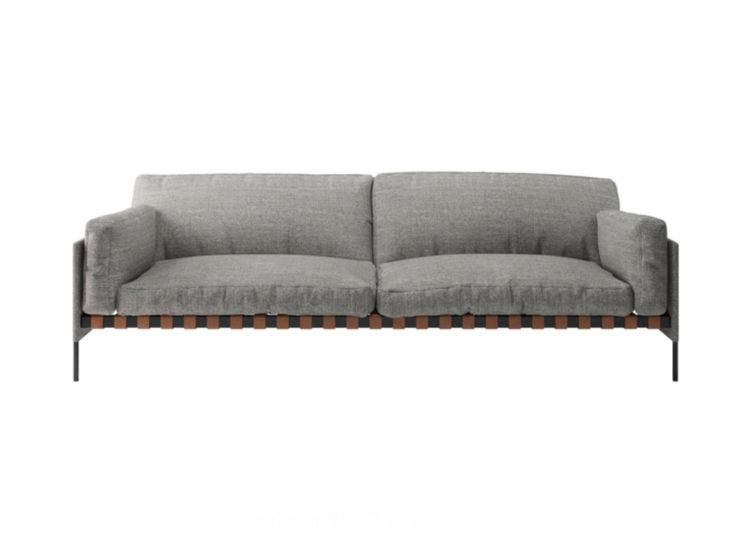 etiquette modula de Padova sofa canapé modulable