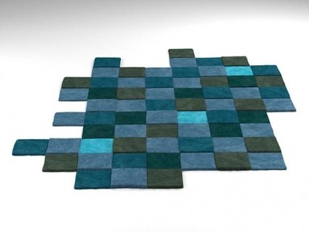 do-lo-rez tapis indoor géométrique