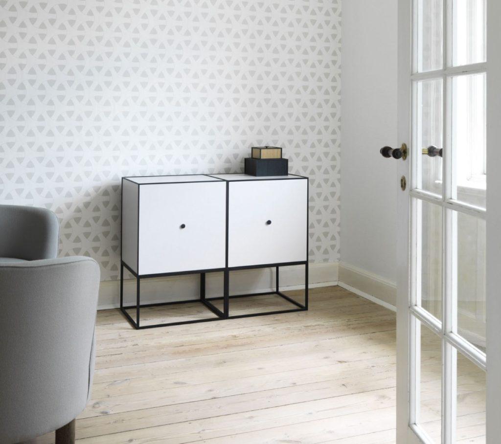 Frame collection By Lassen commode étagères rangement