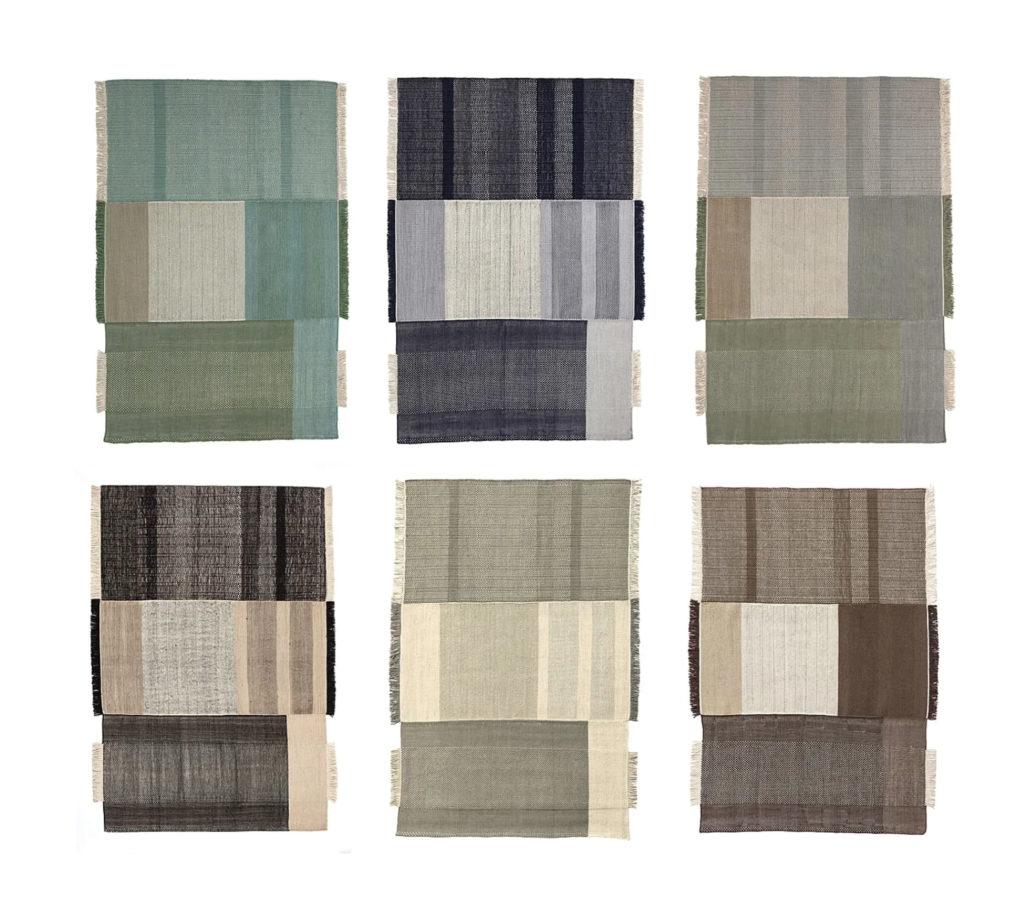 couleurs tapis