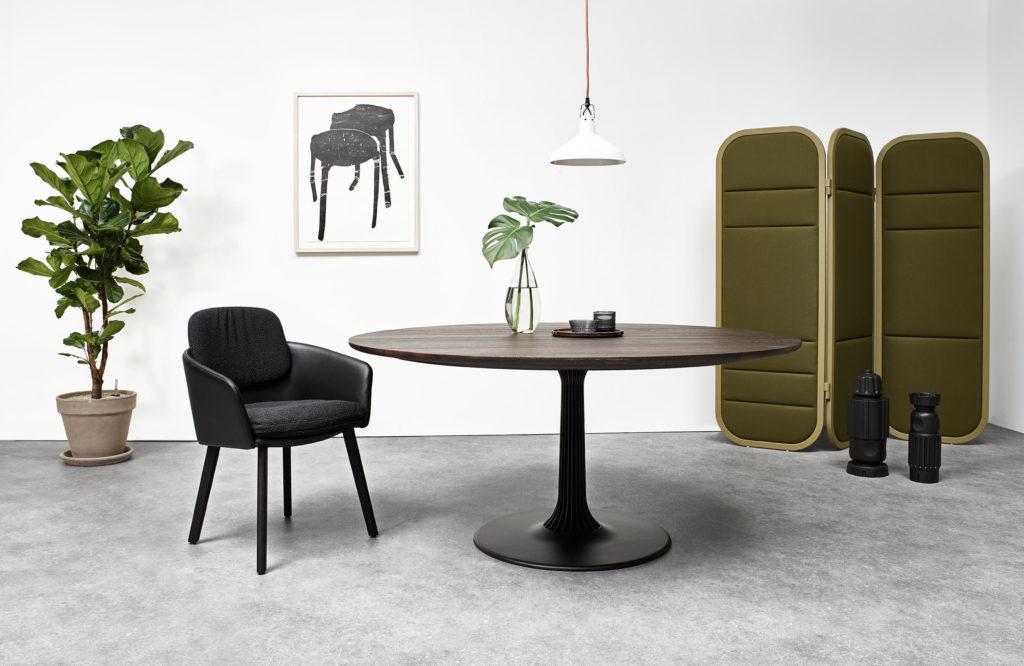 table bois joist table arco