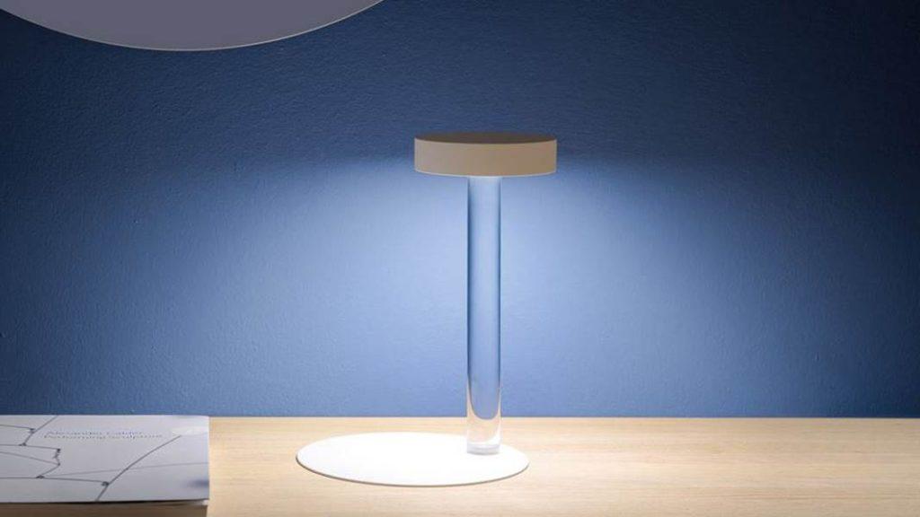 luminaire lampe de table TeTaTeT Davide Groppi