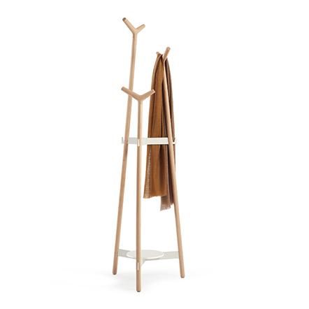 porte manteaux bois pratique