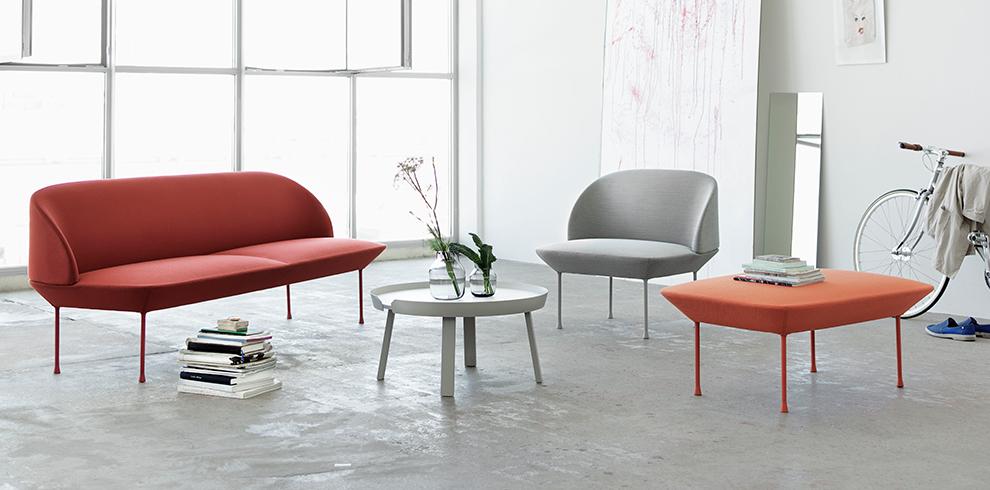 canapé Oslo sofa muuto