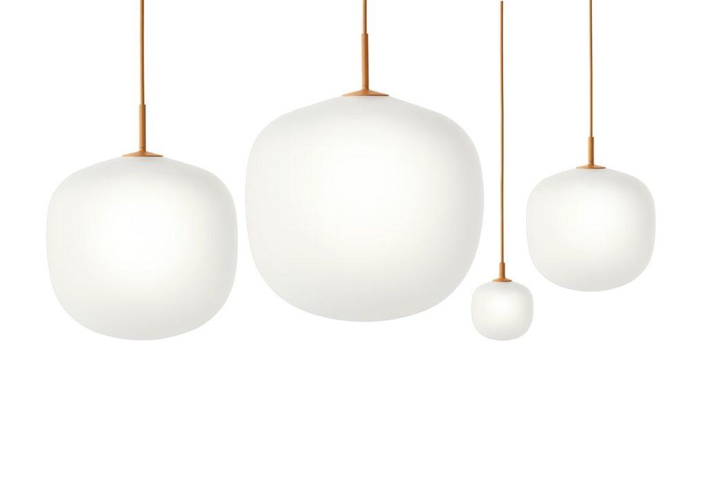luminaire suspension muuto rime pendant
