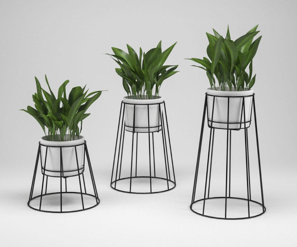 vase plante decoration cibele