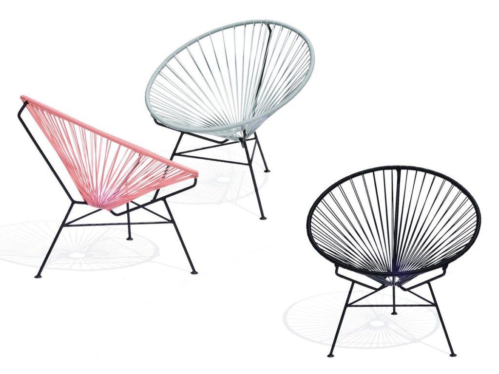 chaise outdoor Condesa ok design