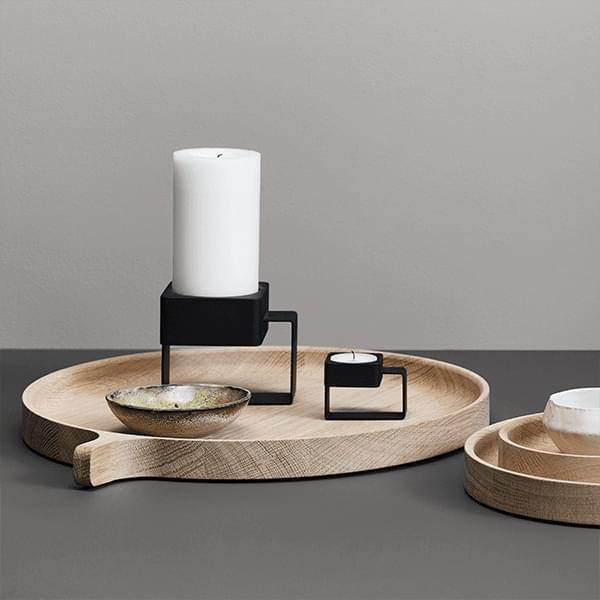 art de la table plateaux bois racket tray woud