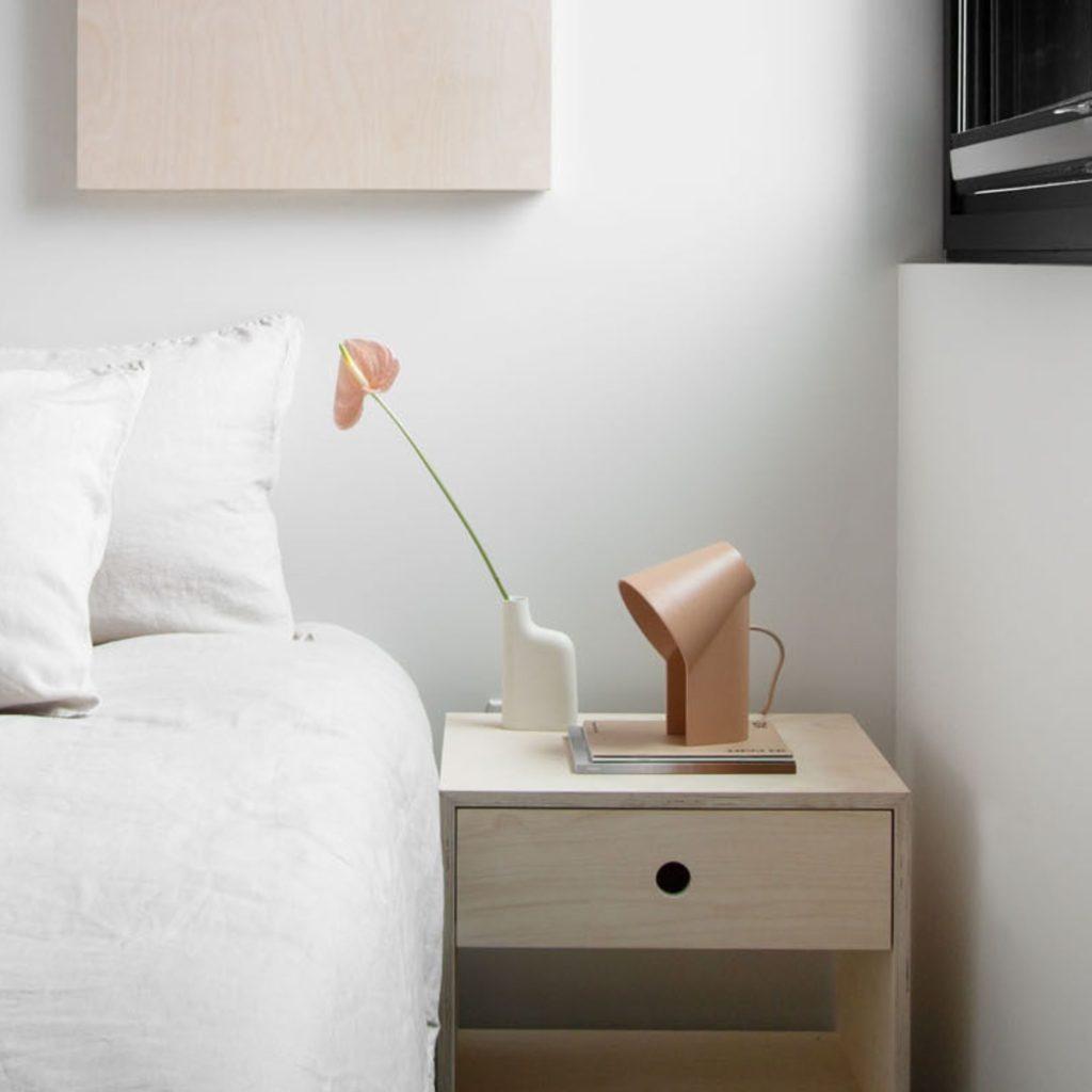 luminaire lampe de table lampe de bureau study wood