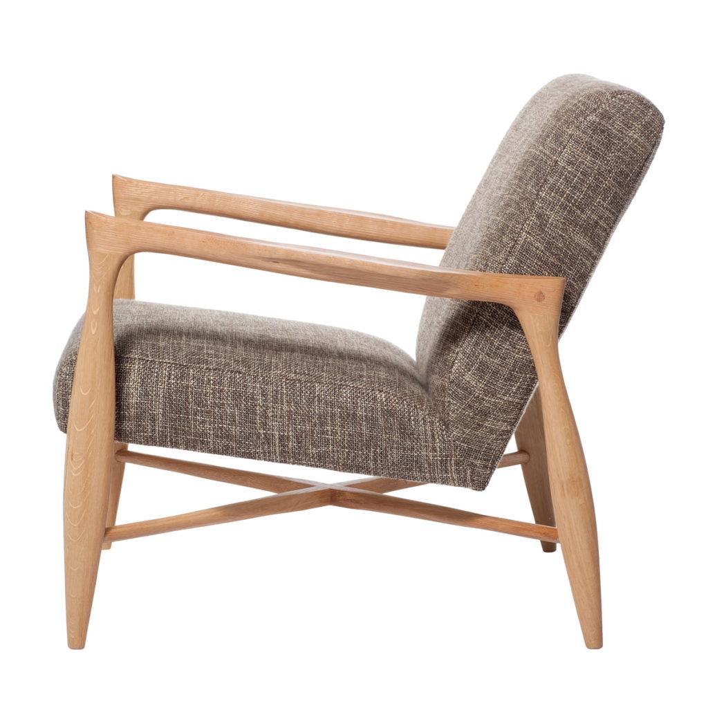 fauteuil intérieur accoudoir red edition