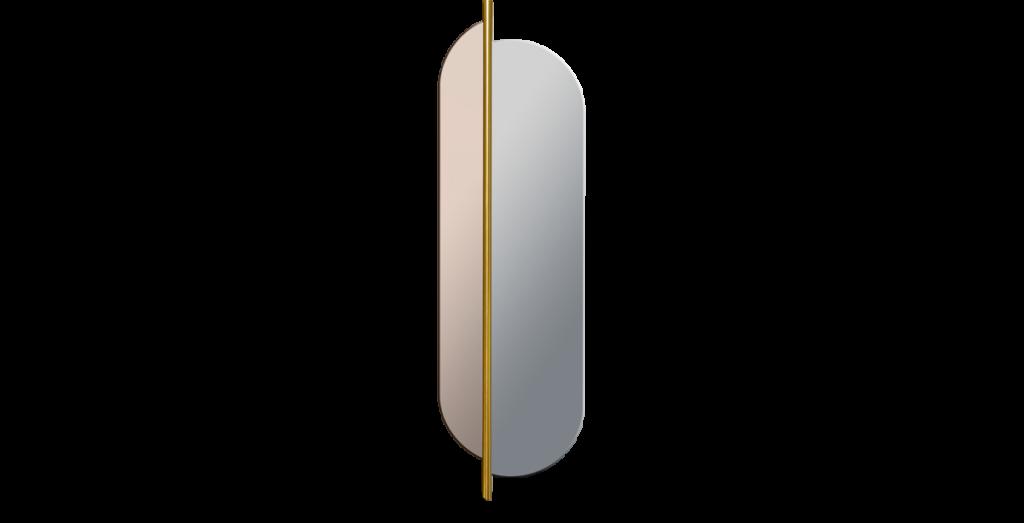 accessoire miroir totem red edition