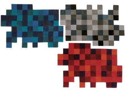 couleur tapis carré