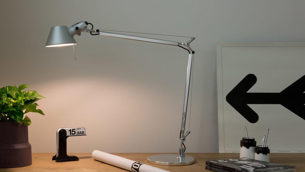 Tolomeo collection luminaire lampe de sol lampe de sol lampe de table applique artemide