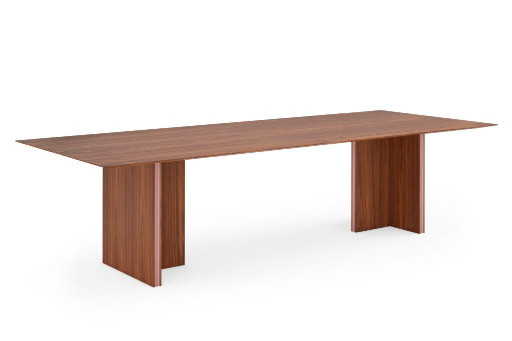 table intérieur diner bois Stockholm table punt mobles